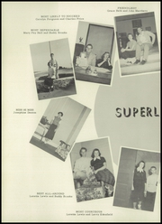 Page 12, 1953 Edition, Greenbrier High School - Green Light Yearbook (Winnsboro, SC) online yearbook collection
