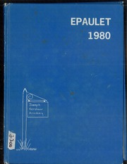 1980 Edition, Joseph Kershaw High School - Epaulet Yearbook (Camden, SC)