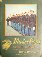 US Marine Corps Recruit Depot - Yearbook (Parris Island, SC) online yearbook collection, 1964 Edition, Page 1