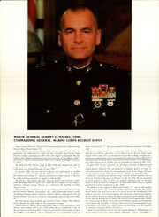 Page 8, 1981 Edition, US Marine Corps Recruit Depot - Yearbook (Parris Island, SC) online yearbook collection