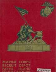 US Marine Corps Recruit Depot - Yearbook (Parris Island, SC) online yearbook collection, 1985 Edition, Page 1