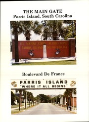 Page 12, 1986 Edition, US Marine Corps Recruit Depot - Yearbook (Parris Island, SC) online yearbook collection