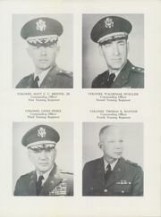 Page 11, 1959 Edition, US Army Training Center - Yearbook (Fort Jackson, SC) online yearbook collection