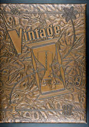 1951 Edition, Bob Jones University - Vintage Yearbook (Greenville, SC)