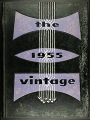 1955 Edition, Bob Jones University - Vintage Yearbook (Greenville, SC)