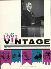 Page 10, 1961 Edition, Bob Jones University - Vintage Yearbook (Greenville, SC) online yearbook collection
