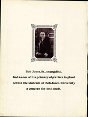 Page 8, 1978 Edition, Bob Jones University - Vintage Yearbook (Greenville, SC) online yearbook collection