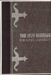1979 Edition, Bob Jones University - Vintage Yearbook (Greenville, SC)