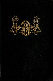 1920 Edition, Due West Female College - Arrow Yearbook (Due West, SC)
