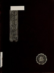 1924 Edition, Due West Female College - Arrow Yearbook (Due West, SC)