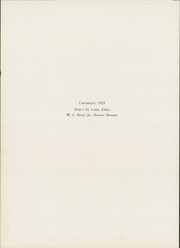 Page 6, 1925 Edition, Furman University - Bonhomie Yearbook (Greenville, SC) online yearbook collection
