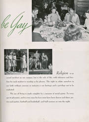 Page 11, 1942 Edition, Furman University - Bonhomie Yearbook (Greenville, SC) online yearbook collection