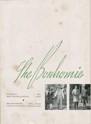 Page 4, 1942 Edition, Furman University - Bonhomie Yearbook (Greenville, SC) online yearbook collection
