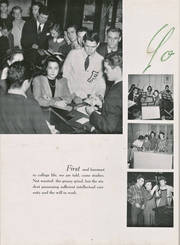 Page 8, 1942 Edition, Furman University - Bonhomie Yearbook (Greenville, SC) online yearbook collection
