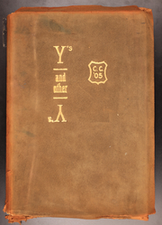 1905 Edition, Converse College - Ys and Other Ys Yearbook (Spartanburg, SC)