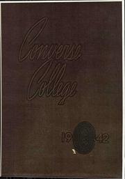 Page 1, 1942 Edition, Converse College - Ys and Other Ys Yearbook (Spartanburg, SC) online yearbook collection
