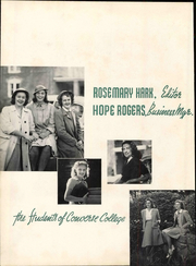 Page 8, 1942 Edition, Converse College - Ys and Other Ys Yearbook (Spartanburg, SC) online yearbook collection
