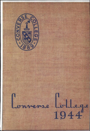 1944 Edition, Converse College - Ys and Other Ys Yearbook (Spartanburg, SC)