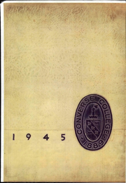 1945 Edition, Converse College - Ys and Other Ys Yearbook (Spartanburg, SC)