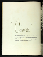 Page 12, 1948 Edition, Converse College - Ys and Other Ys Yearbook (Spartanburg, SC) online yearbook collection