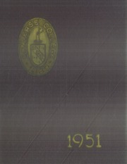1951 Edition, Converse College - Ys and Other Ys Yearbook (Spartanburg, SC)
