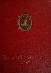 1964 Edition, Converse College - Ys and Other Ys Yearbook (Spartanburg, SC)