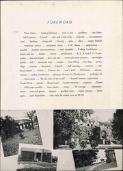 Page 11, 1949 Edition, Central Wesleyan College - Centralian Yearbook (Central, SC) online yearbook collection