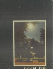 Page 1, 1976 Edition, Limestone College - Calciid Yearbook (Gaffney, SC) online yearbook collection