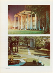 Page 8, 1976 Edition, Limestone College - Calciid Yearbook (Gaffney, SC) online yearbook collection
