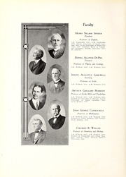 Page 14, 1918 Edition, Wofford College - Bohemian Yearbook (Spartanburg, SC) online yearbook collection