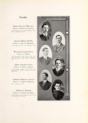 Page 15, 1918 Edition, Wofford College - Bohemian Yearbook (Spartanburg, SC) online yearbook collection