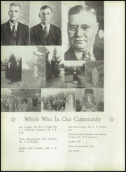 Page 12, 1942 Edition, West Gantt School - Gantt Echoes Yearbook (Greenville, SC) online yearbook collection