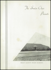 Page 6, 1942 Edition, West Gantt School - Gantt Echoes Yearbook (Greenville, SC) online yearbook collection