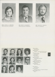Page 11, 1977 Edition, South Carolina School for the Deaf and the Blind - Hornet Yearbook (Spartanburg, SC) online yearbook collection