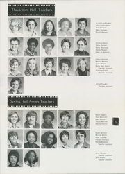 Page 15, 1977 Edition, South Carolina School for the Deaf and the Blind - Hornet Yearbook (Spartanburg, SC) online yearbook collection