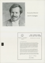 Page 8, 1977 Edition, South Carolina School for the Deaf and the Blind - Hornet Yearbook (Spartanburg, SC) online yearbook collection