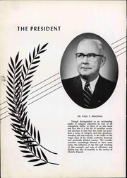 Page 10, 1956 Edition, Holmes Bible College - Echo Yearbook (Greenville, SC) online yearbook collection
