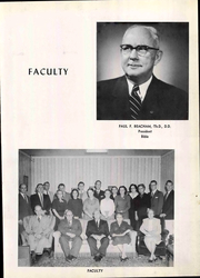 Page 13, 1956 Edition, Holmes Bible College - Echo Yearbook (Greenville, SC) online yearbook collection