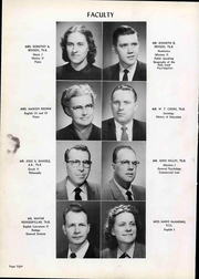Page 14, 1956 Edition, Holmes Bible College - Echo Yearbook (Greenville, SC) online yearbook collection