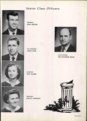 Page 17, 1956 Edition, Holmes Bible College - Echo Yearbook (Greenville, SC) online yearbook collection