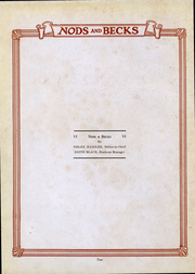 Page 3, 1923 Edition, Chicora College for Women - Nods and Becks Yearbook (Columbia, SC) online yearbook collection