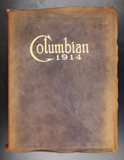 1914 Edition, Columbia College - Columbian Yearbook (Columbia, SC)