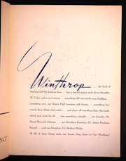 Page 11, 1943 Edition, Winthrop University - Tatler Yearbook (Rock Hill, SC) online yearbook collection