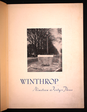 Page 5, 1943 Edition, Winthrop University - Tatler Yearbook (Rock Hill, SC) online yearbook collection