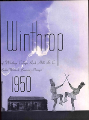 Page 11, 1950 Edition, Winthrop University - Tatler Yearbook (Rock Hill, SC) online yearbook collection