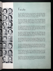 Page 15, 1953 Edition, Winthrop University - Tatler Yearbook (Rock Hill, SC) online yearbook collection