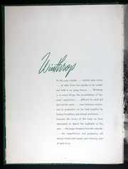 Page 8, 1953 Edition, Winthrop University - Tatler Yearbook (Rock Hill, SC) online yearbook collection