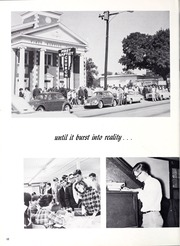 Page 16, 1966 Edition, Baptist College at Charleston - Cutlass Yearbook (Charleston, SC) online yearbook collection