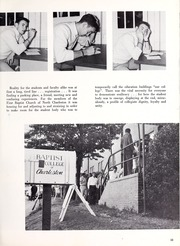 Page 17, 1966 Edition, Baptist College at Charleston - Cutlass Yearbook (Charleston, SC) online yearbook collection