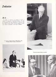 Page 9, 1966 Edition, Baptist College at Charleston - Cutlass Yearbook (Charleston, SC) online yearbook collection